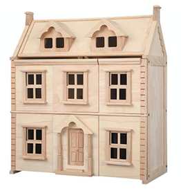 Plan Toys Victorian Dollhouse By Plan Toy