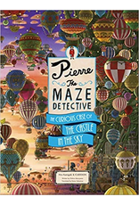 Raincoast Books Pierre The Maze Detective: The Curious Case Of The Castle In The sky