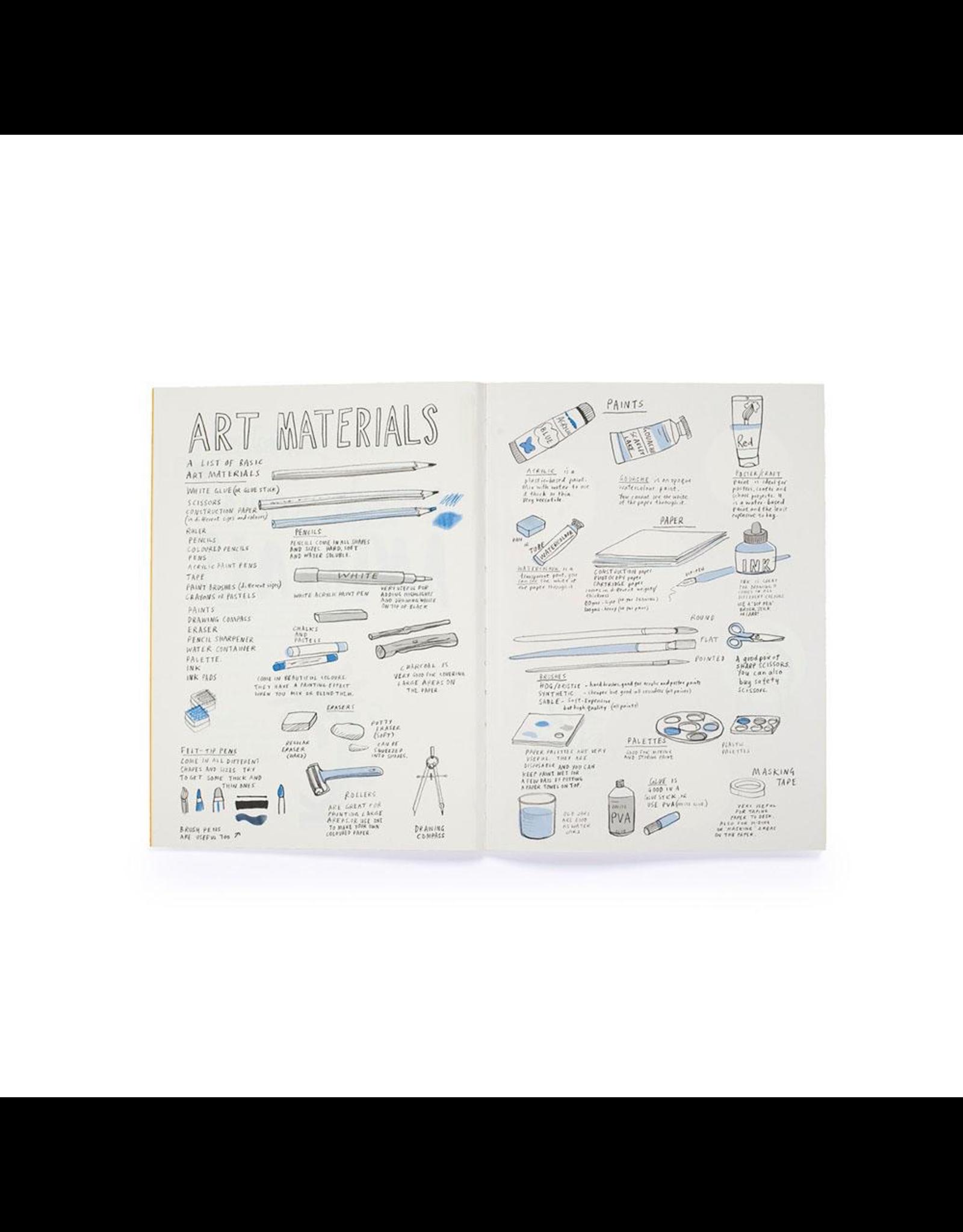 Raincoast Books Let's Make Some Great Art: Animals