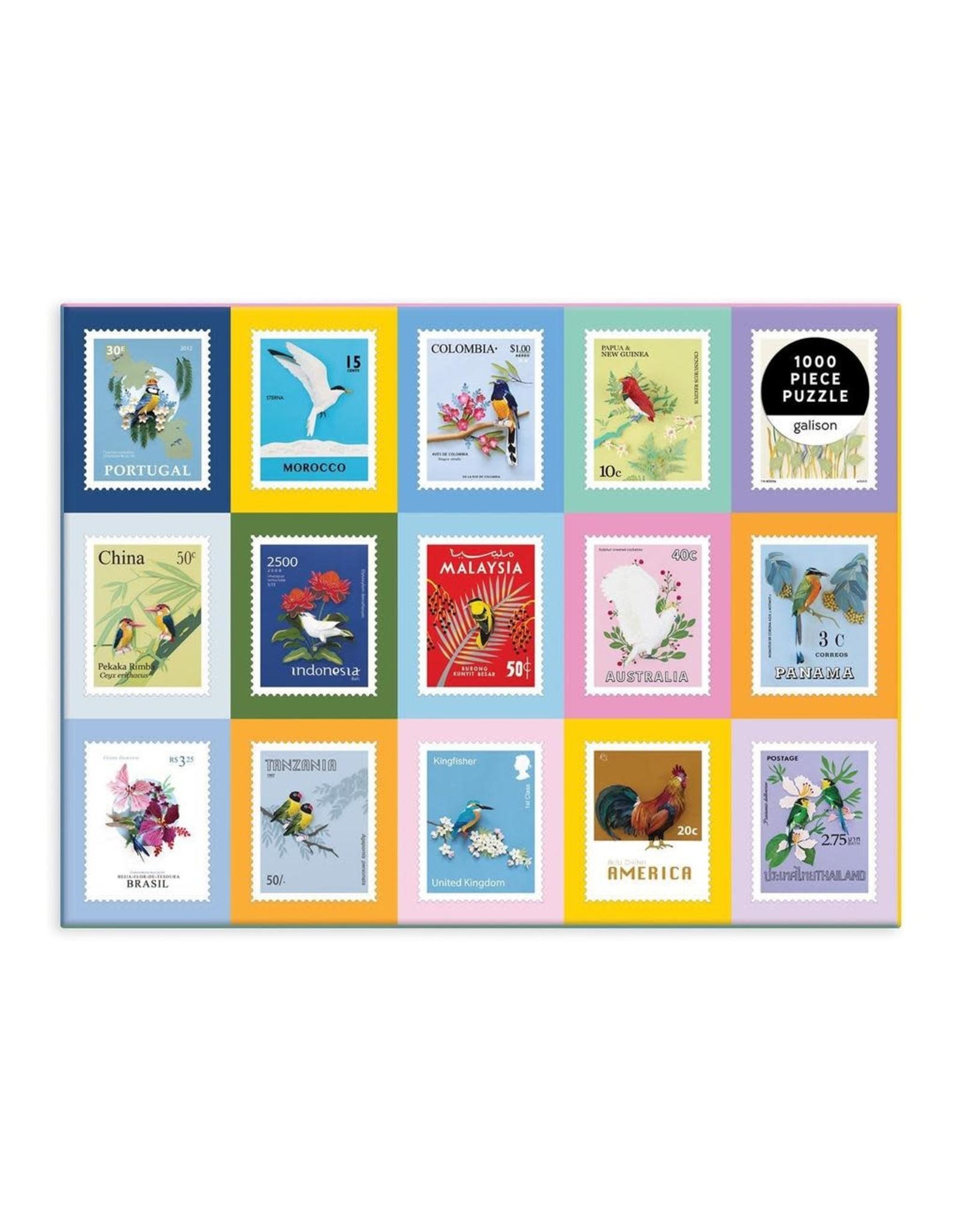Raincoast Books Birds Of The World 1000pc Puzzle