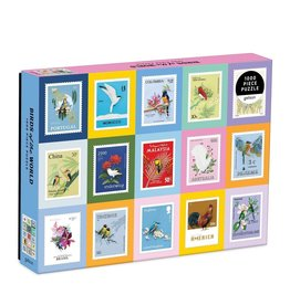 Raincoast Books Birds Of The World 1000pc Puzzle