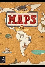 Penguin Random House Maps Deluxe Edition