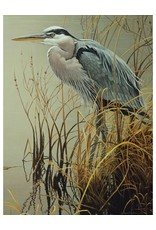 Cobble Hill Puzzles Great Blue Heron 500pc