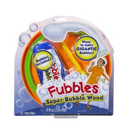 Fubbles Fubbles Super Bubble Wand