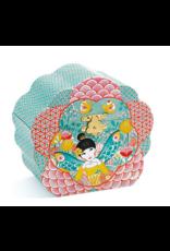 Djeco Flowery Melody Music Box