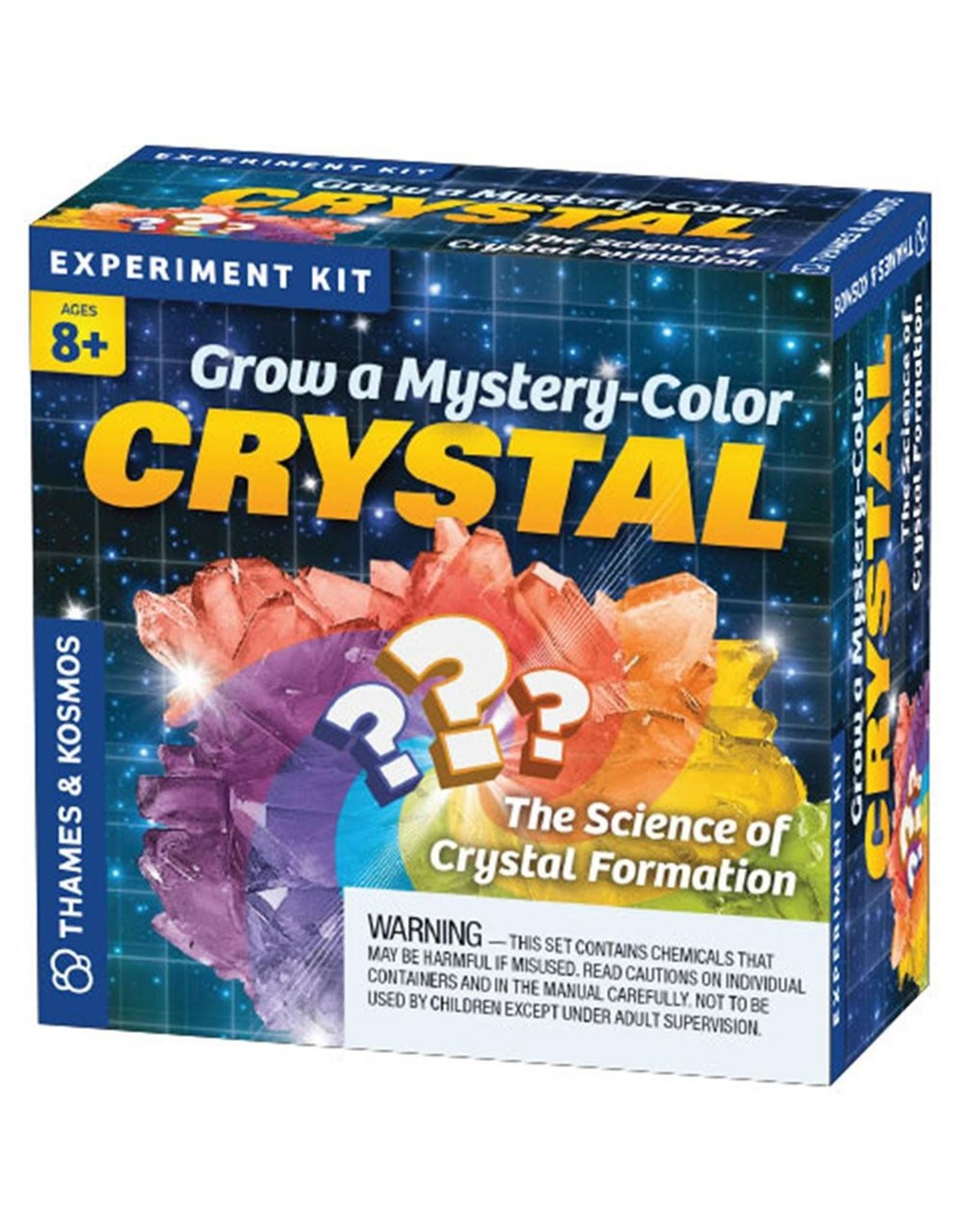 Thames & Kosmos Grow A Mystery-Colour Crystal