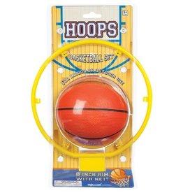 Toysmith Hoops Basketball Set