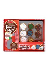 Melissa & Doug Slice and Bake Cookie Set - Wooden Play Food