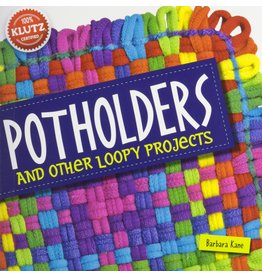 Klutz Potholders & Other Loopy Projects By Klutz
