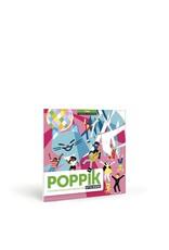 Poppik Cats Sticker Puzzle