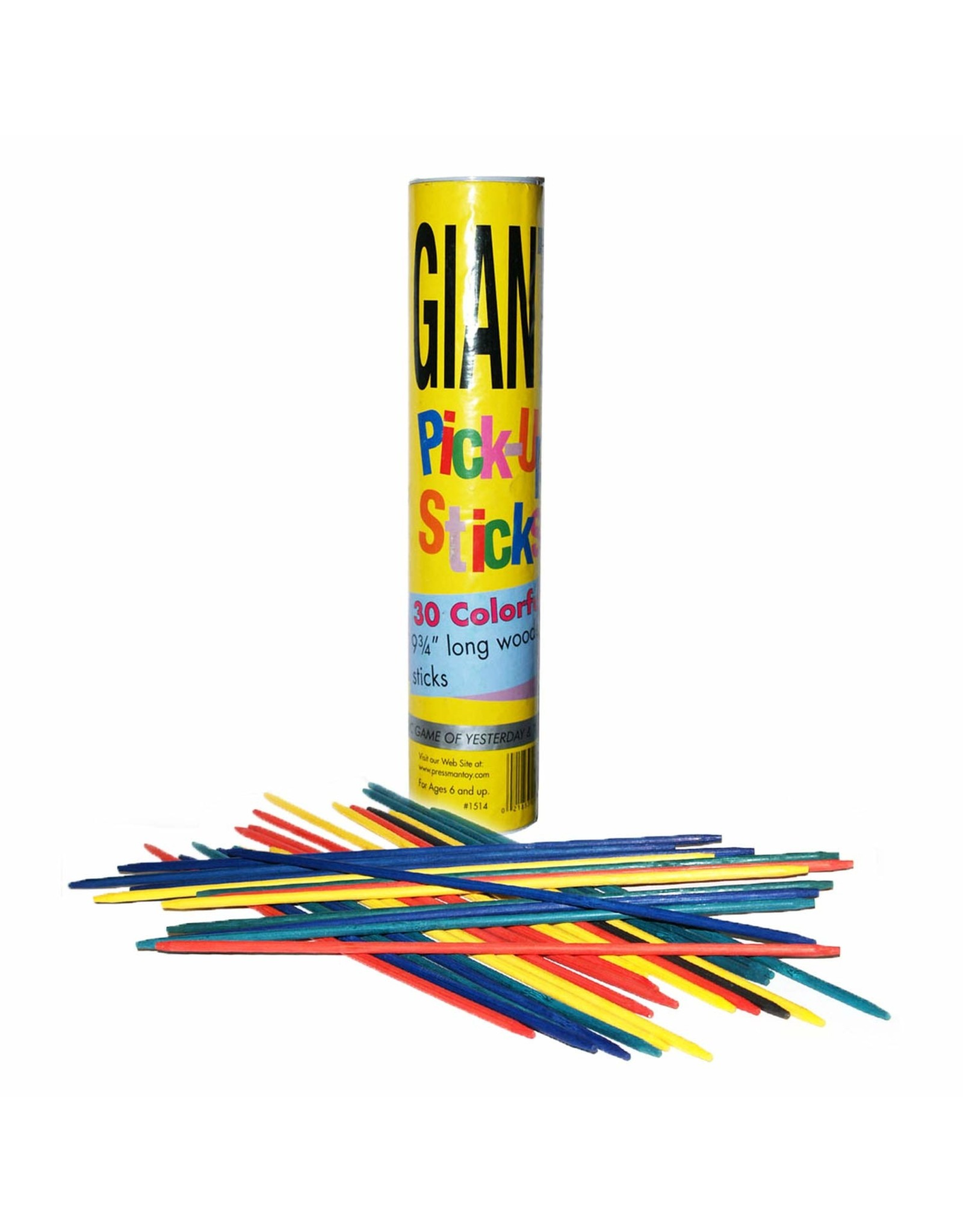 Pressman Giant Pick Up Sticks