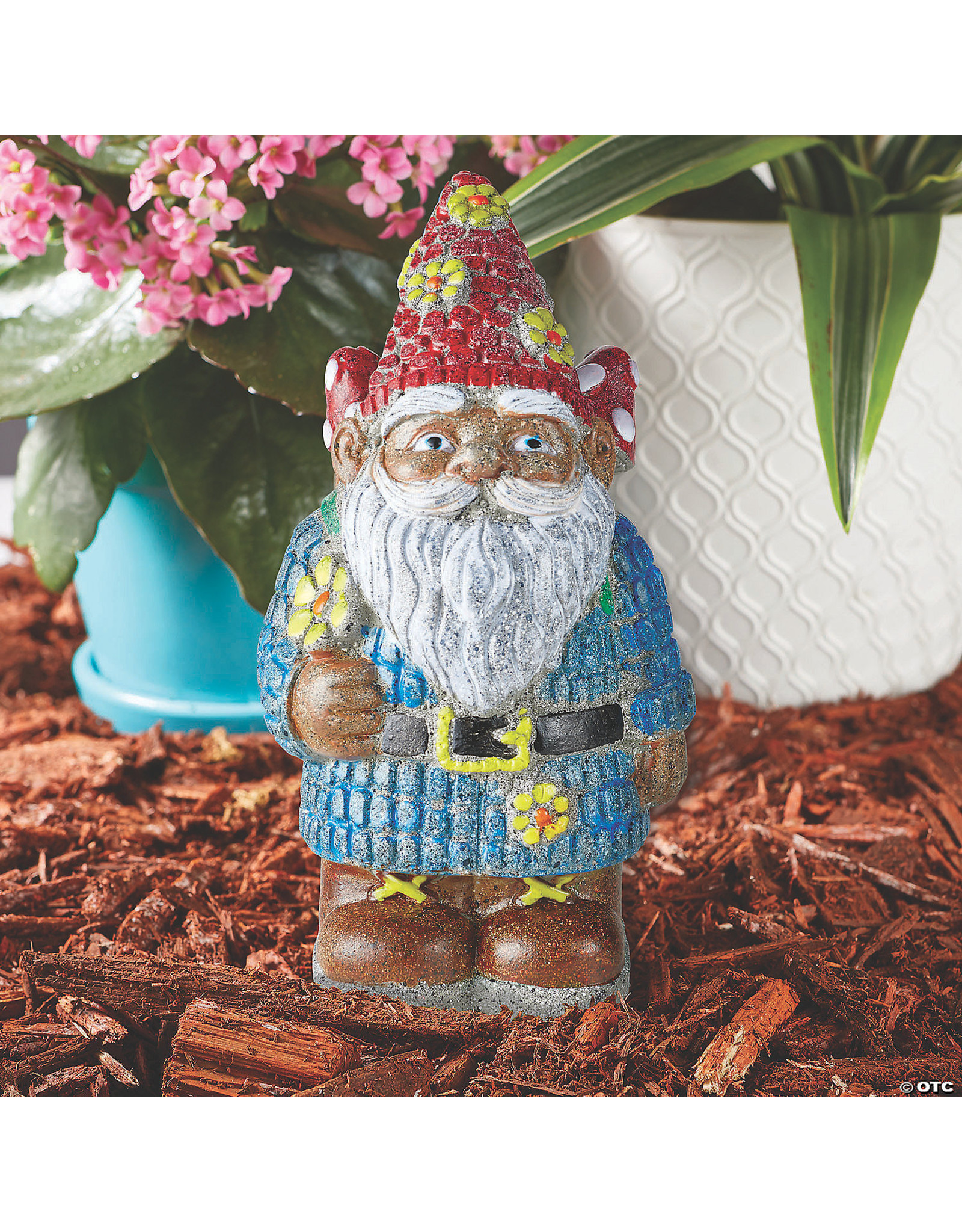 Paint-Your-Own Stone: Gnome