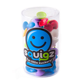 Fat Brain Toys Squigz - Starter Set (Bilingual)