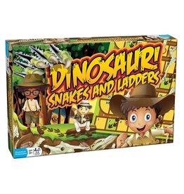 Outset Dinosaur Snakes & Ladders