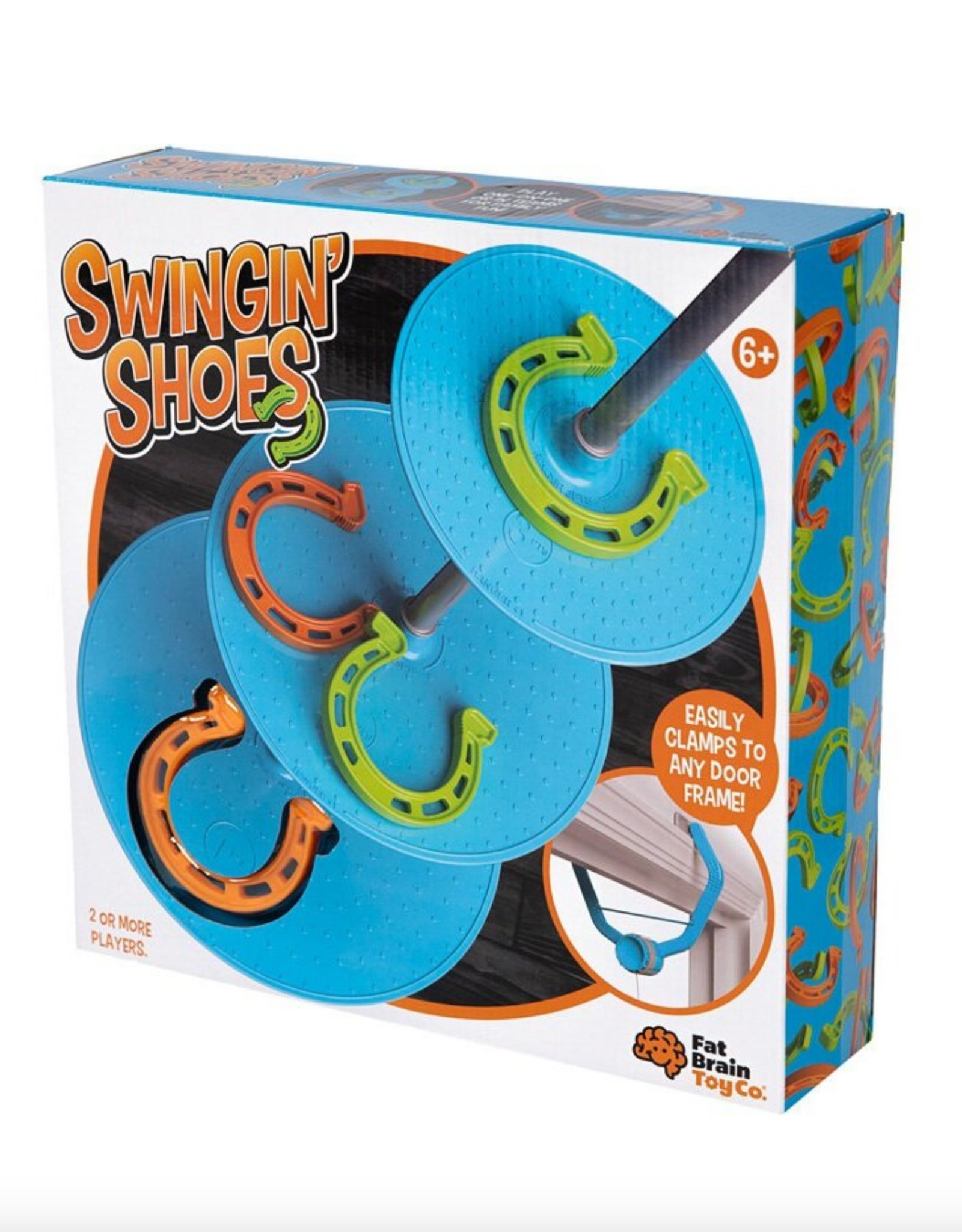 Fat Brain Toys Swingin' Shoes