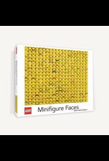 Raincoast Books Lego Minifigure Faces Puzzle
