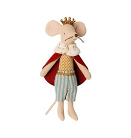 Maileg Dad King Mouse