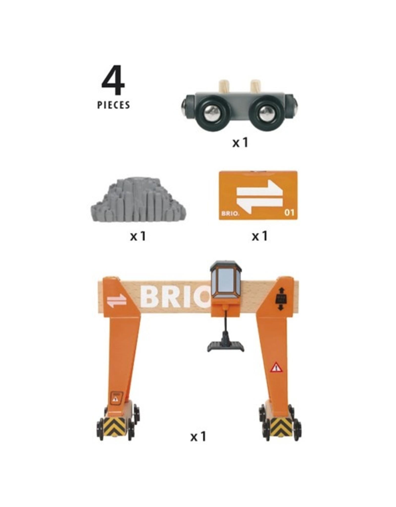 Brio Gantry Crane