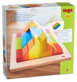 HABA 3D Arranging Game Creative Stones