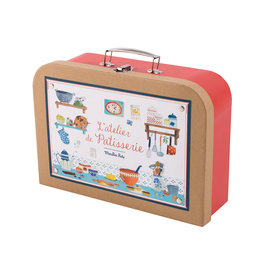 Moulin Roty L'atelier de Patisserie / Baking Set in Case