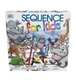 Jax Ltd Sequence for Kids