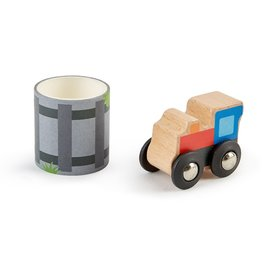 Hape Tape & Roll Train