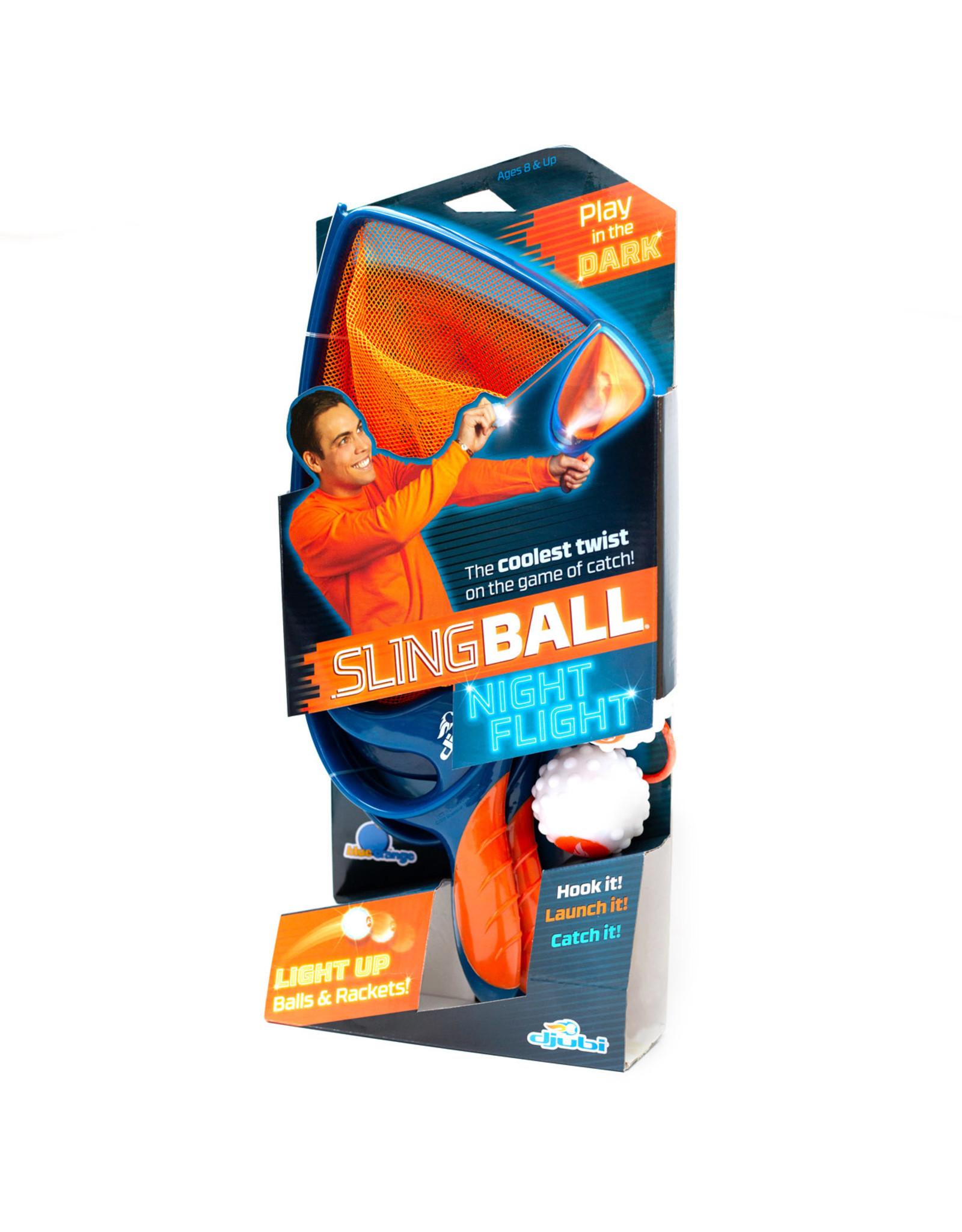 Blue Orange Games Slingball Night Flight