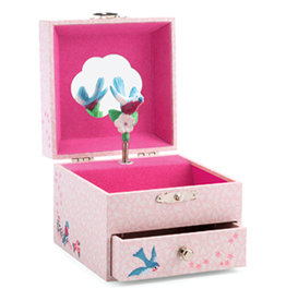 Djeco Song Of The Finch  Music Box