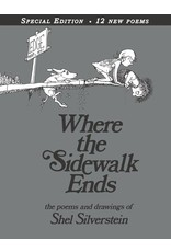 Harper Collins Where the Sidewalk Ends Special Edition with 12 Extra Poems