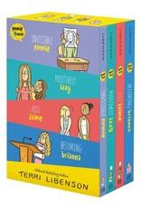 Emmie & Friends 4-Book Box Set