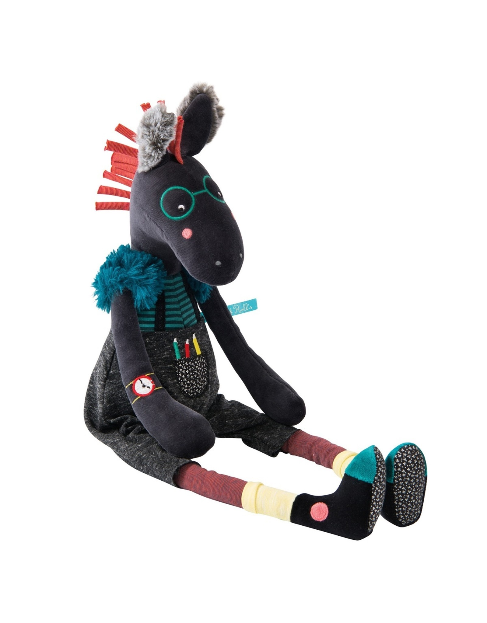 Moulin Roty Broc' & Rolls - Lucien the Horse