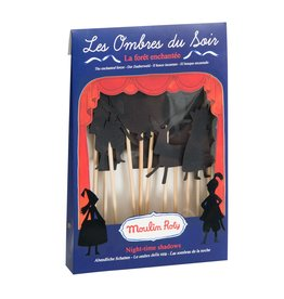 Moulin Roty Histoires du Soir - Enchanted Forest Shadows