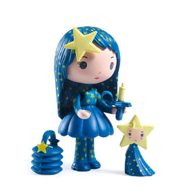 Djeco Luz & Light Tinyly Doll