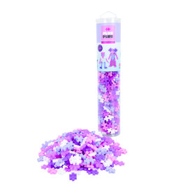 Plus-Plus Tube Glitter - 240pcs