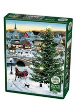 Cobble Hill Puzzles Village Tree