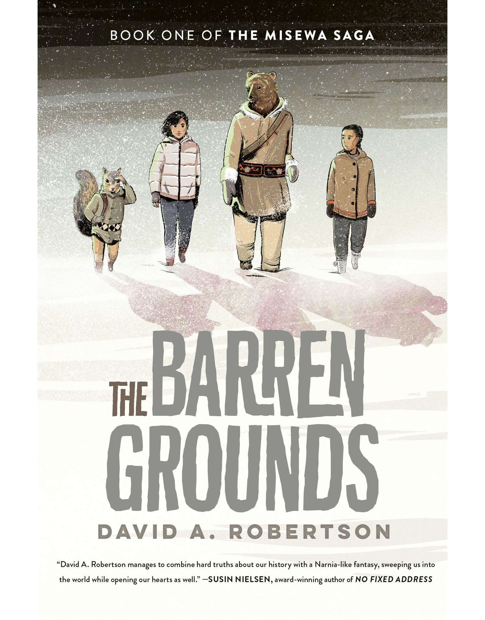 Penguin Random House The Barren Grounds
