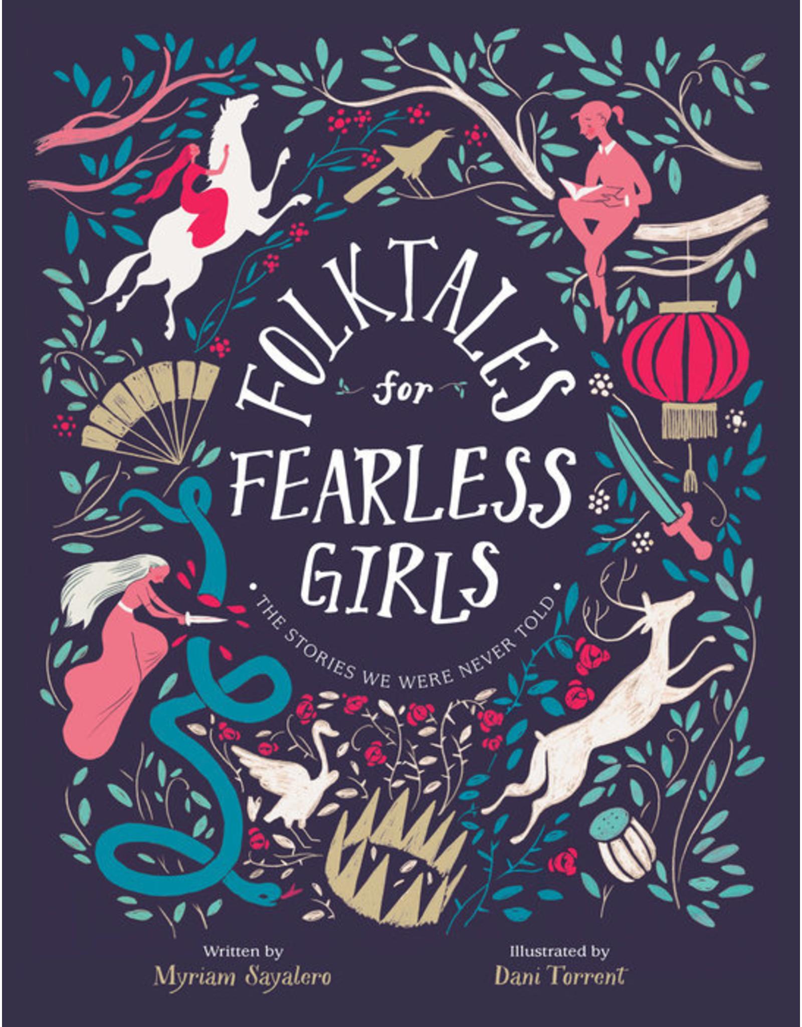 Penguin Random House Canada Folktales For Fearless Girls