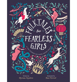 Penguin Random House Canada Folktales For Fearless Girls