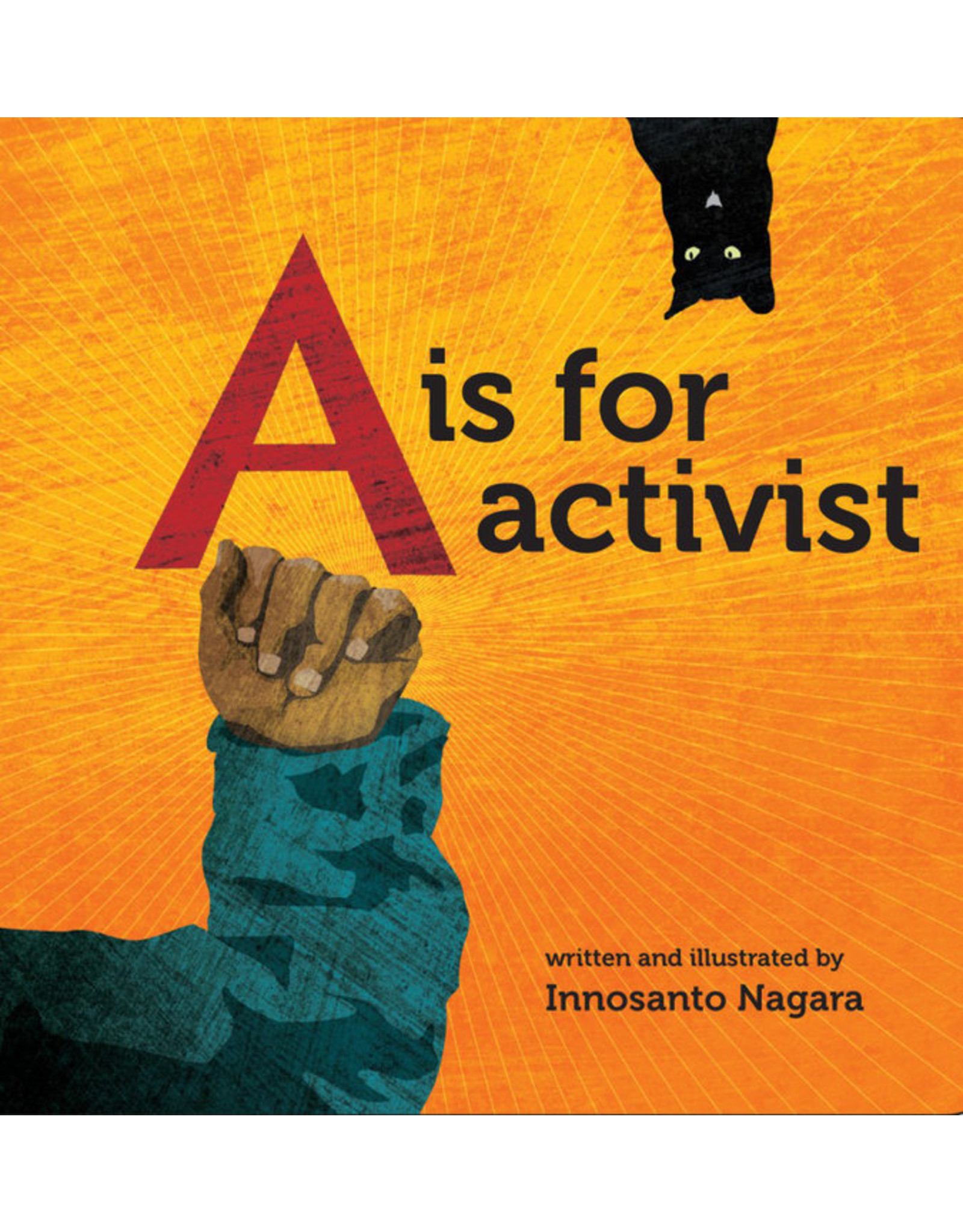 Penguin Random House Canada A is for ActivistBoard Book