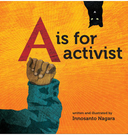 Penguin Random House Canada A is for Activist Board Book