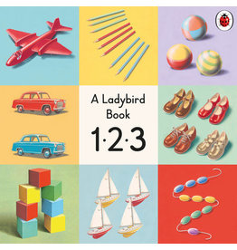 Penguin Random House 123: A Ladybird Vintage Board Book