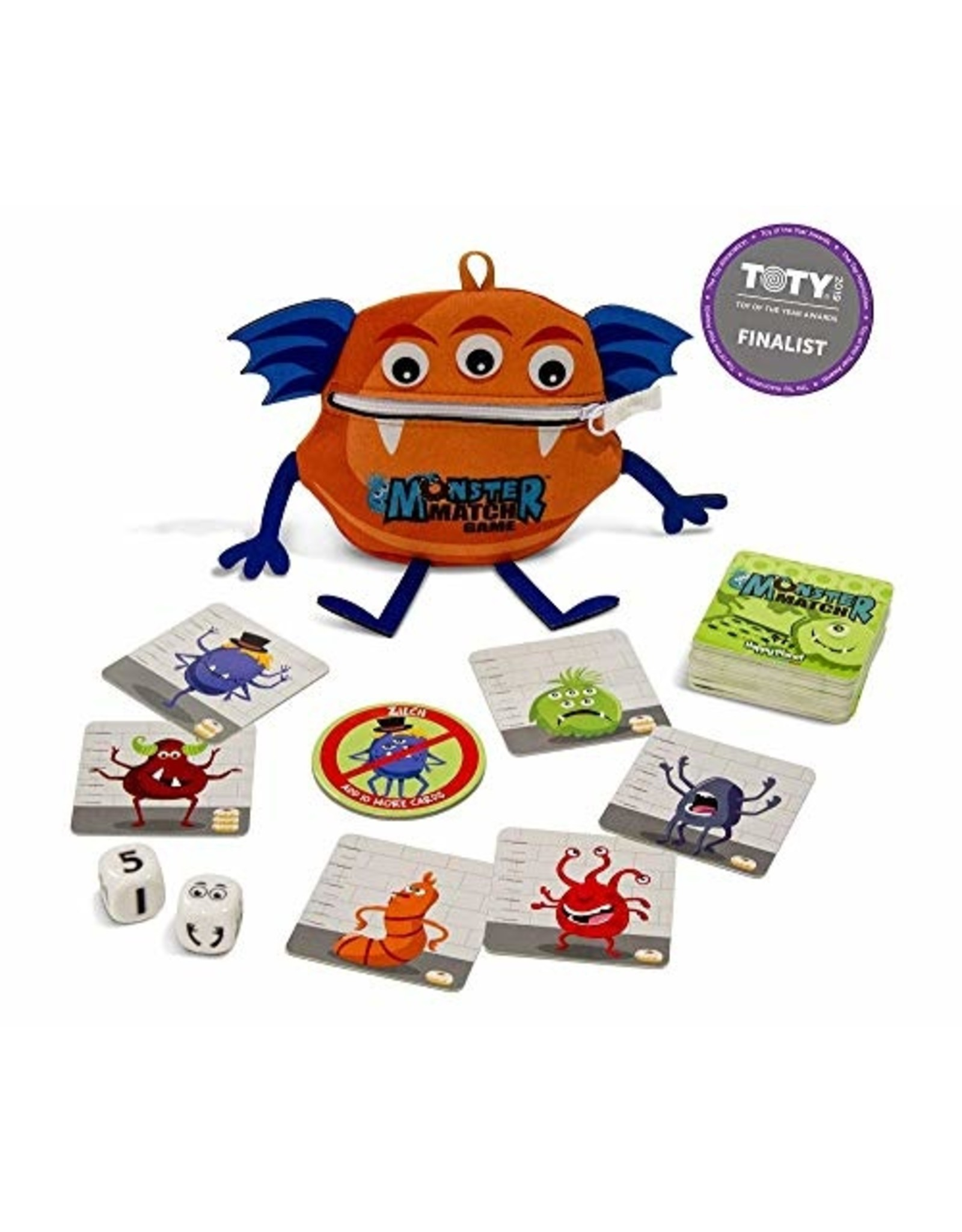 NorthStarGames MONSTER MATCH GAME
