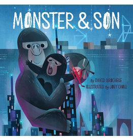 Raincoast Books Monster & Son