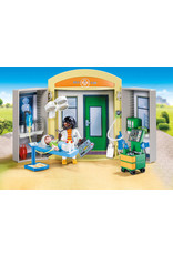 Playmobil PLAYMOBIL 9110   PLAY BOX   HOSPITAL PLAY BOX