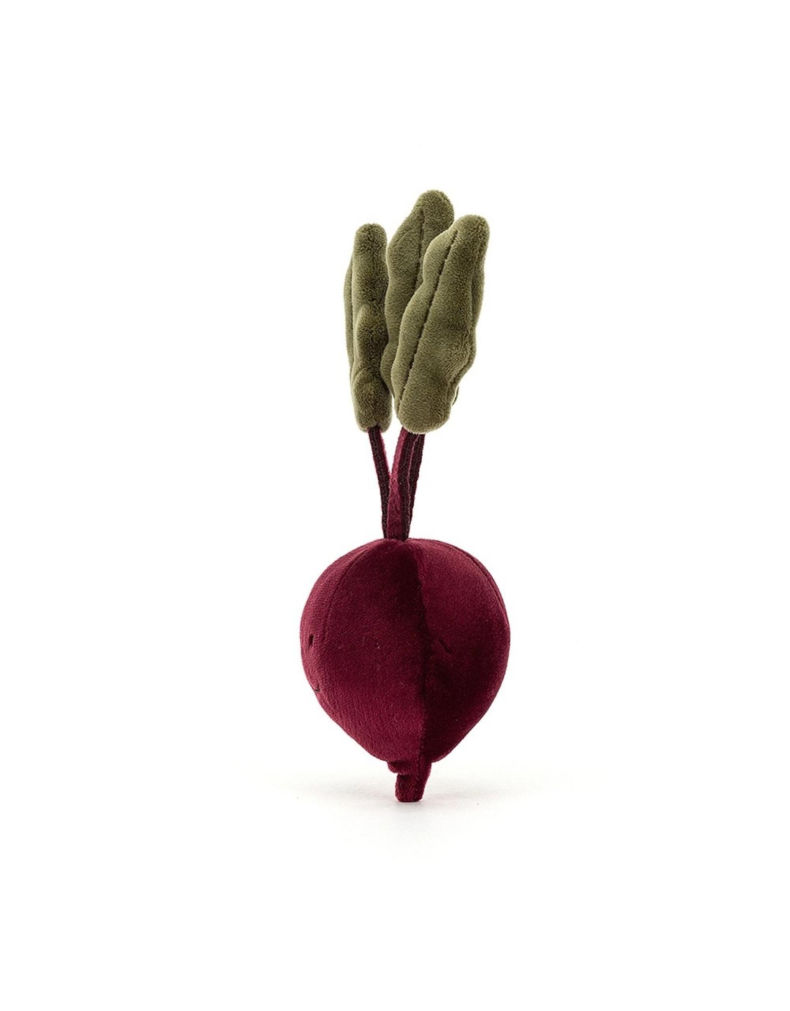 Jellycat Vivacious Vegetable Beetroot