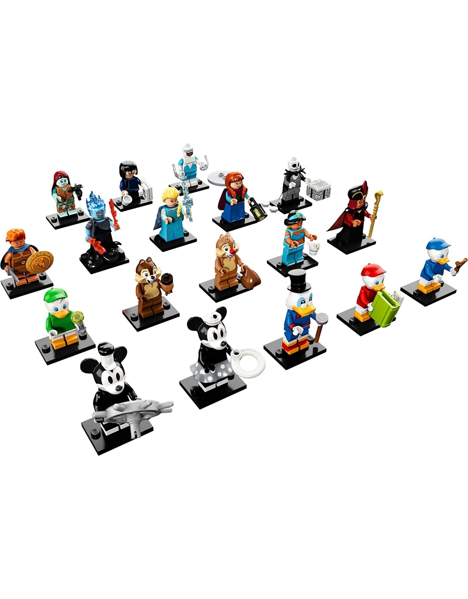 LEGO 71024 Minifigures  Disney Series 2