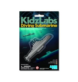 4M Kidz Lab Mini Diving Submarines