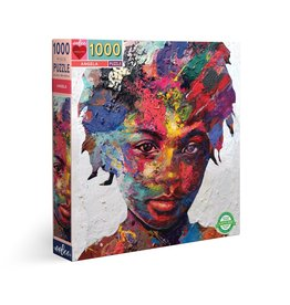 eeBoo Angela 1000 Pc Sq Puzzle