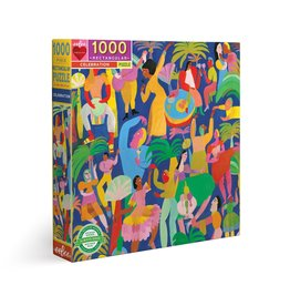 eeBoo Celebration 1000 Pc Rtg Puzzle