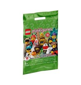 LEGO 71029 Minifigures  Lego Series 21